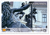"""Augustus Brunnen""Standardbrief 75 Ct."