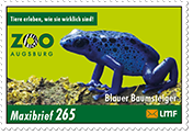 """Augsburger Zoo""Maxibrief 265 Ct."